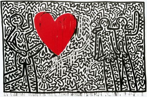 pride amsterdam keith haring
