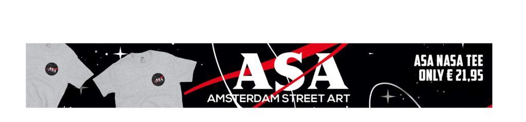 nasa street art merchandise